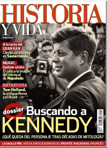 D - Historia Y Vida - Buscando A Kennedy