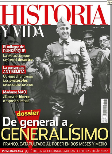 D - Historia Y Vida - Generalísimo