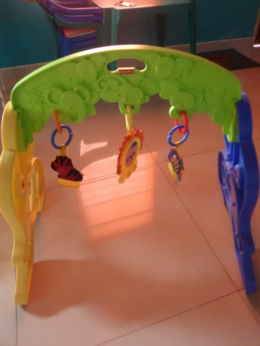 Gimnasio Fisher Price Original Juego Infantil