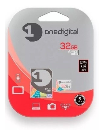 Memoria Micro Sd 32gb, Con Adaptador Sd Más Regalo
