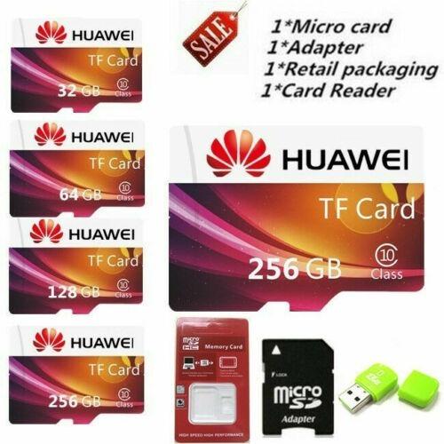 Memoria Micro Sd Hc Huawei 1 Tb Clase 10 Nueva 35verdes