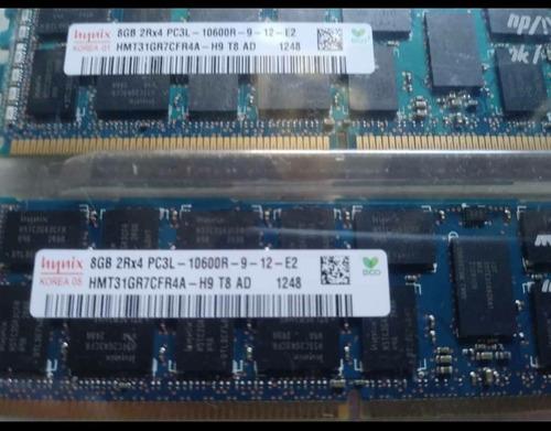Memoria Ram 8gb Pc3l r Hynix Para Servidores