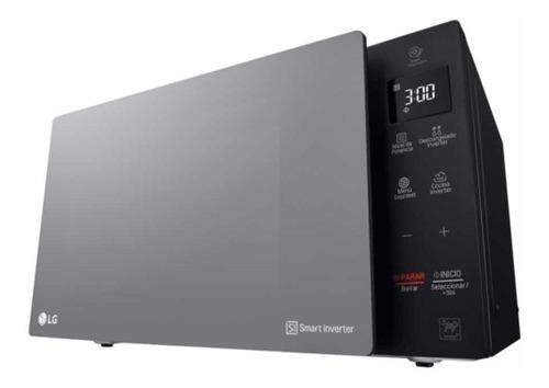Microondas Smart Inverter LG Ms1536gir Neochef 42lts Espejo
