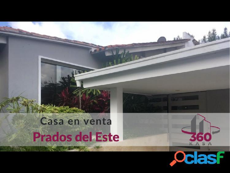 Venta de casa en Prados del Este