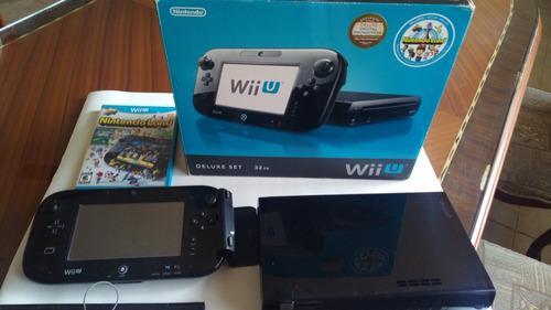Wii U Deluxe 32 Gb