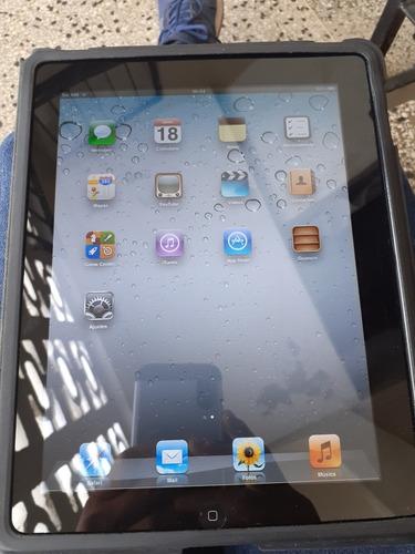 iPad 2 3g De 16gb En Perfecto Estado Con Su Cable