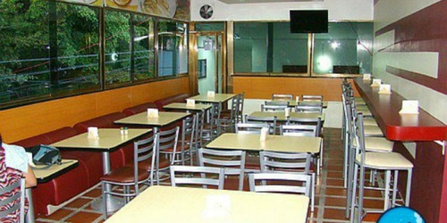Mesas Y Sillas Restaurant Comercio