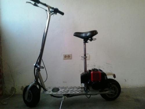 Mono Patin Con Motor A Gasolina 300vd.cc