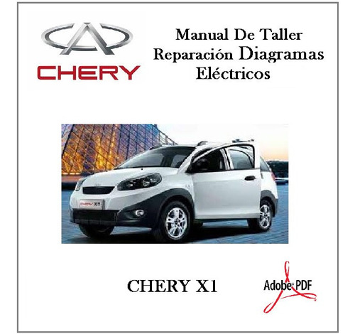 Chery Arauca A113 Manual De Reparacion Taller  Ud83e Udd47