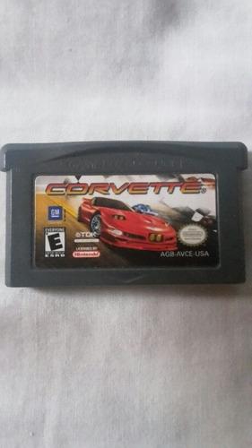 Corvette Game Boy Advance
