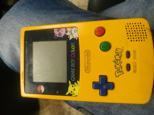 Game Boy Color Edición Pokémon Oferta