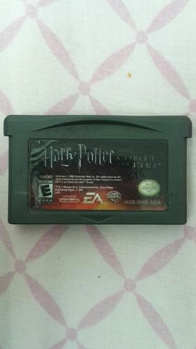 Harry Potter & The Goblet Fire Game Boy Advance