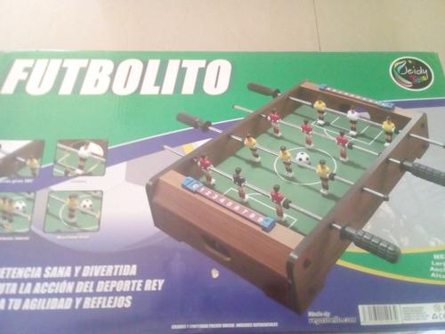 Juego De Mesa Futbolito
