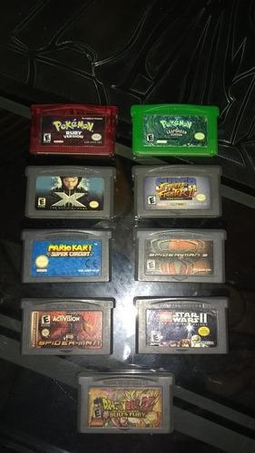 Juegos De Game Boy Avance Sp