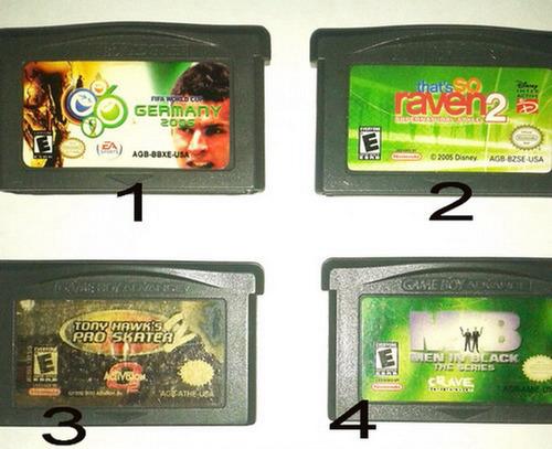 Juegos Game Boy Advance Originales Nintendo