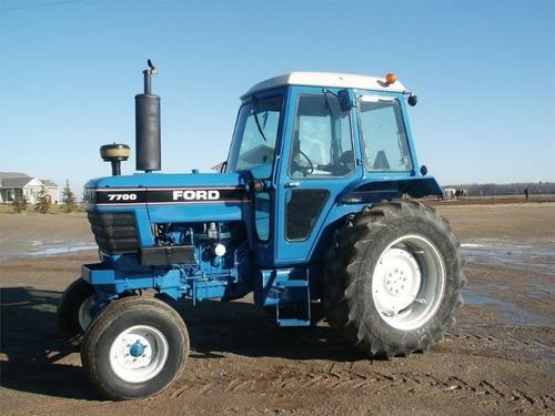 Manuales De Taller Tractores Ford Maquinaria Pesada Agricola