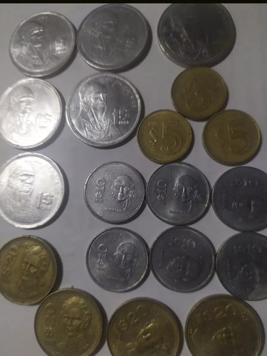 Monedas De Colección De Mejico