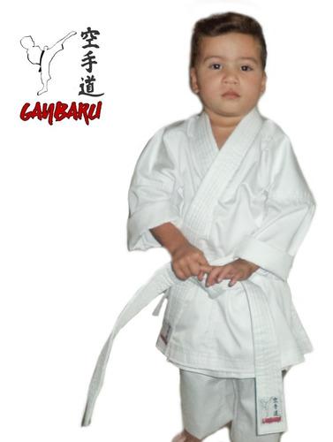 Uniformes De Karate (kimono - Karategui) Liviano Talla 0