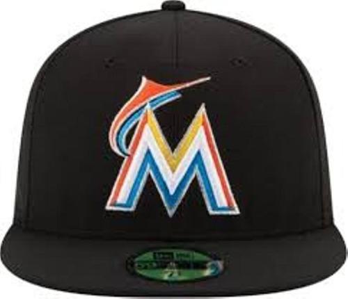 Gorra Miami Marlins New Era 59fifty - Leer Descripción