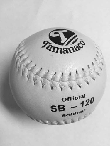 Pelota Softbol Tamanaco Profesional Sb-''