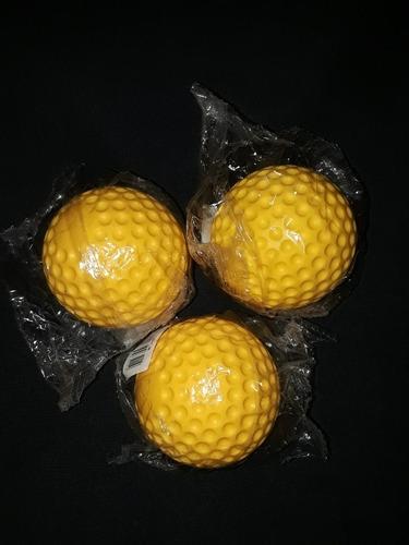 Pelotas De Kenko Amarillas