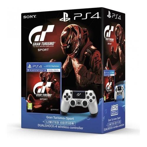 Control Pack Edición Especial Gran Turismo Ps4. Delivery