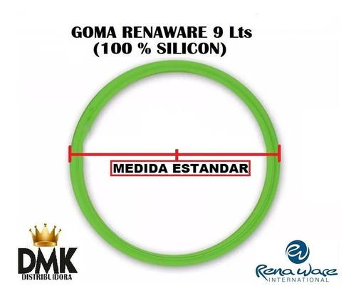 Goma De Olla De Presión Rena Ware 9 Litros 100% Silicon