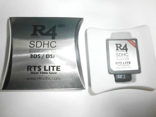 Memoria R4 Para/ Ds/i 3ds/ Xll/ Juegos 200 4gb