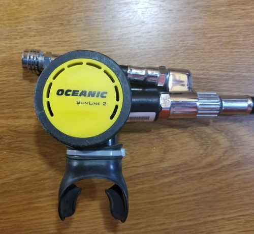 Regulador De Buceo Oceanic Octopus Slimline2 Xs