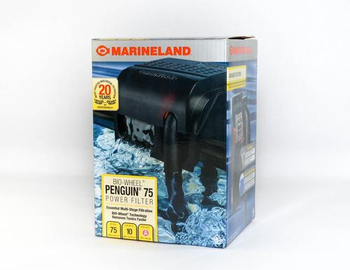 Filtro De Cascada Marineland Penguin 75 Acuarios Peceras