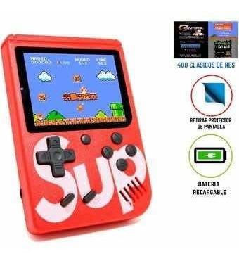 Gameboy 400 Juegos En 1
