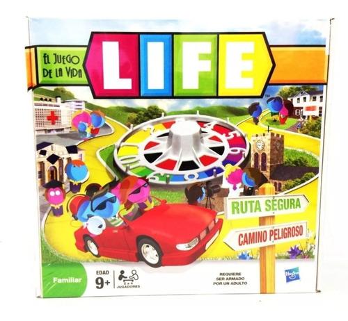 Life Juego De La Vida 100% Nuevo Y Original Hasbro