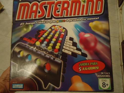 Mastermind Juego De Mesa Pone A Prueba Tu Mente!