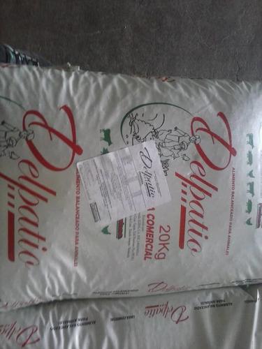 Alimento Gallina Ponedora Purolomo Delpatio 20 Kg
