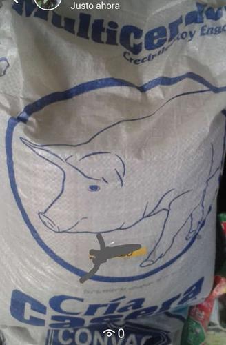 Alimento Para Cerdos Crecimiento Y Engorde