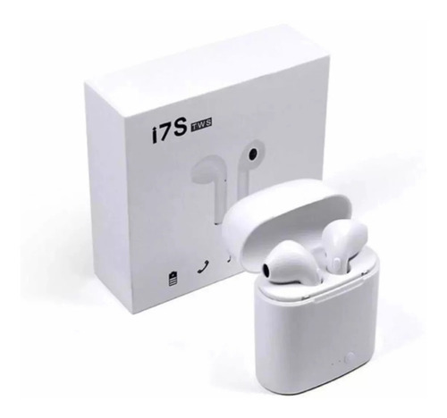 Audifonos Inalambicos Bluetooth AirPods Tws I7s Manos Libres