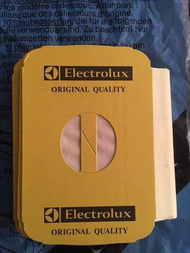 Bolsa De Aspiradora Electrolux