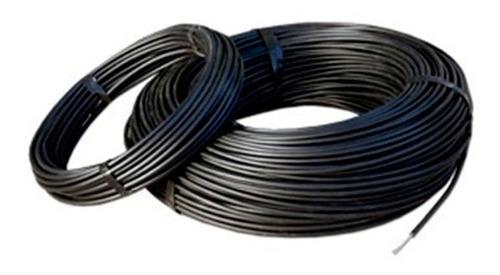 Cable Alta Tensión Aislado Para Cerco Eléctrico 50 Metros