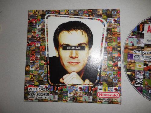 Cd De Juegos De Nintendo 64 Abre Los Ojos Año  (pregunt