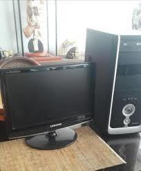 Computadora De Mesa Dual Core 4ram 320hdd Oferta