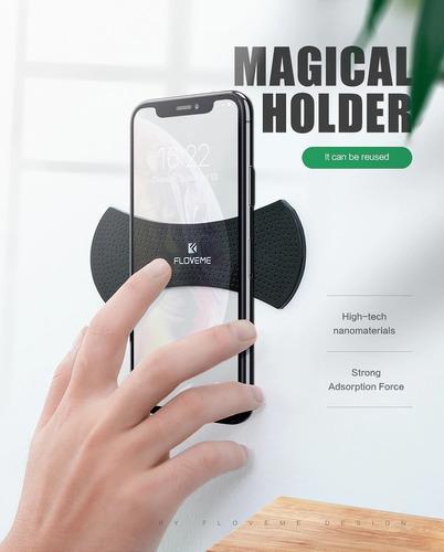 Fuerte Soporte Adhesivo Celular Movil Tablet Telefono Base