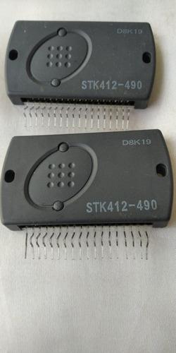 Integrado De Audio Stk Nuevos De Paquete.