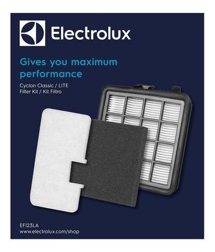Kit De Filtros Para Aspiradora Lit21 Electrolux (30vrd)