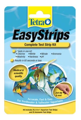 Tetra Easystrips Complete Kit Completo De Tiras Reactivas