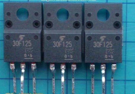 Transistor 30f125 Igbt Televisor Plasma To-220