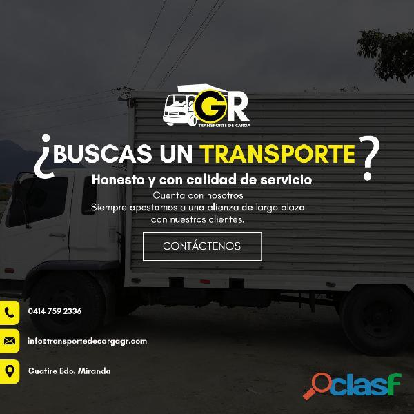 Transporte de Carga Gr
