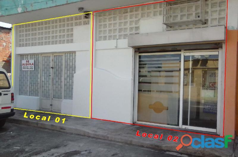 ALQUILO LOCAL COMERCIAL EN PUNTO FIJO FALCON