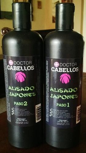 Alisado Japones Con Celulas Madres Dr Cabello 500ml Original