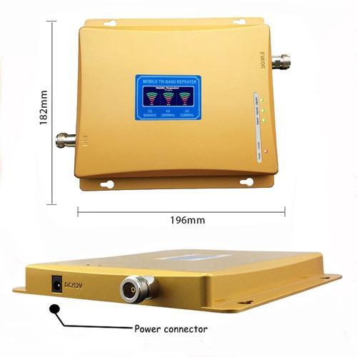 Amplificador De Señal Telefónica Gsm Punto De Venta 4g