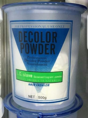 Decolorante Profesional Importado 500 Grm Decolor Powder